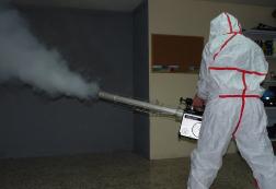 Profesionales en desinfección Madrid